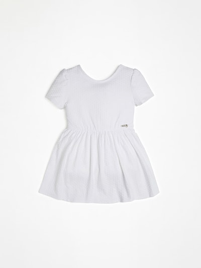 GUESS KIDS Kleid in weiß, Produktansicht