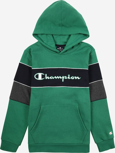 Champion Authentic Athletic Apparel Hoodie in grün, Produktansicht