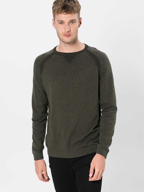 Edc Pull over By Esprit En Olive 0wN8Ovmn