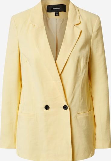Blazer švarkas 'VMEMILY LS BLAZER COLOR' iš VERO MODA , spalva - geltona, Prekių apžvalga