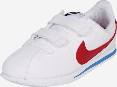 Nike Sportswear Schuhe 'CORTEZ' in rot / weiß, Produktansicht