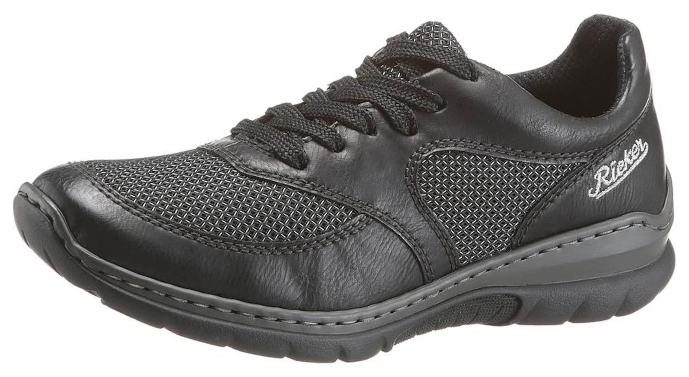 RIEKER Schnürschuh Günstige und langlebige Schuhe