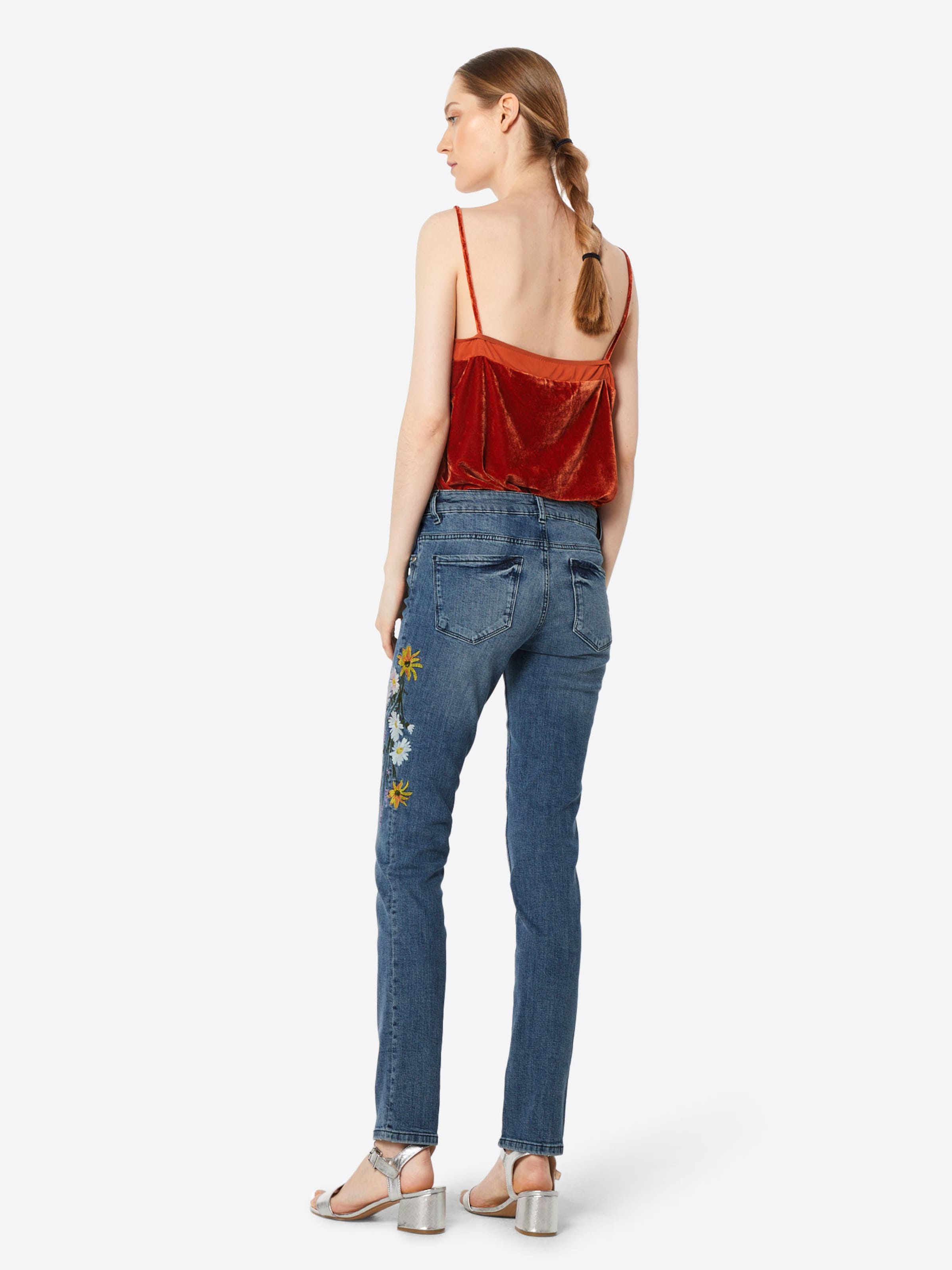 Tom Tailor Slimfit 'alexa' Blau In Jeans deCoxB