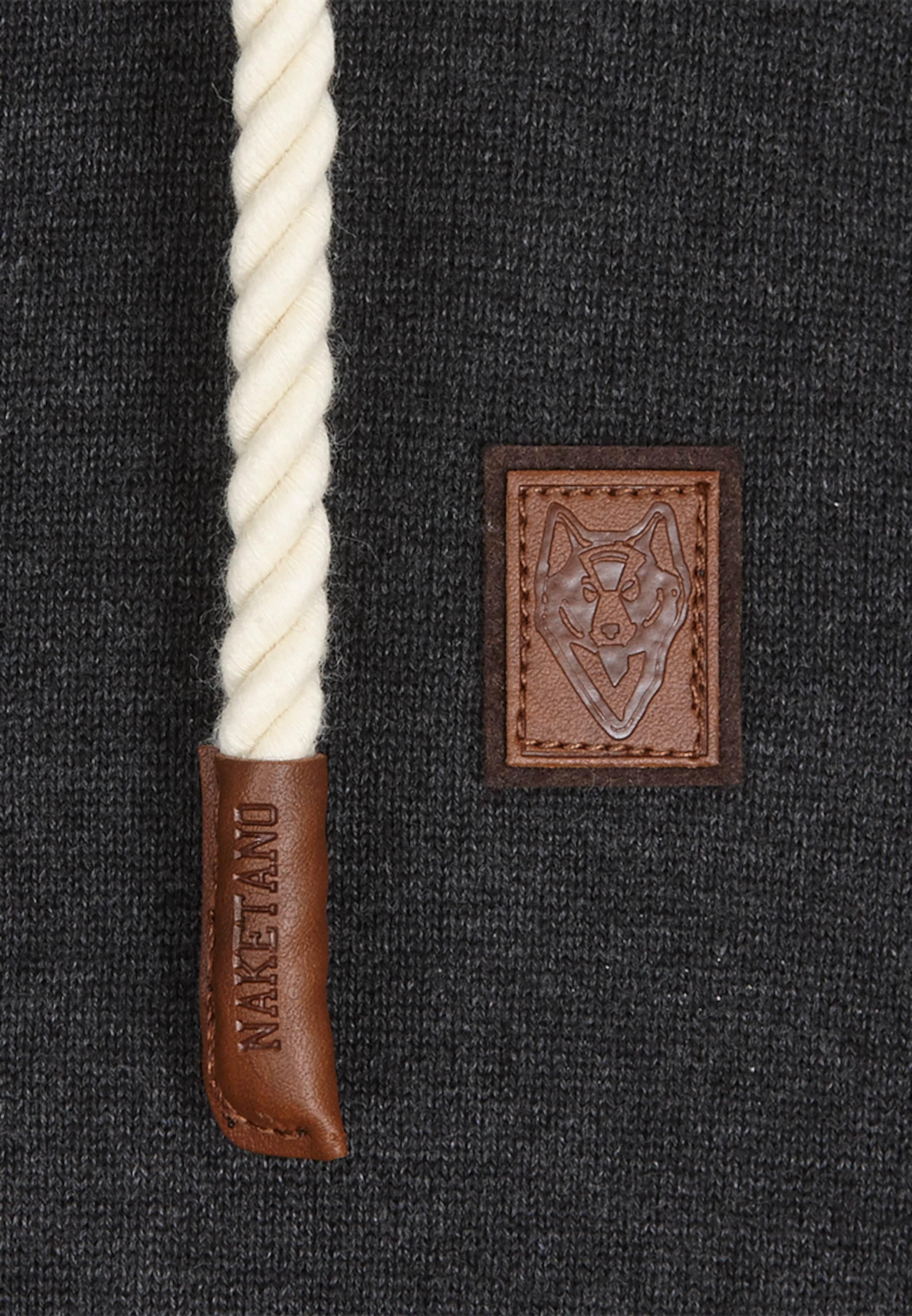 naketano Knit 'Feuerkralle VIII' Spielraum Online-Shop Günstig Kaufen Limited Edition uNvKZws