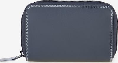 mywalit Geldbörse in grau / dunkelgrau / rot, Produktansicht