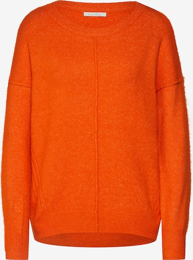 TOM TAILOR DENIM Pullover in orange, Produktansicht