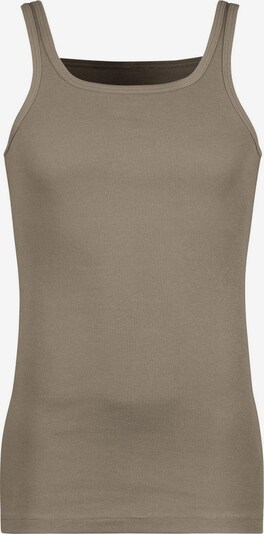 HUBER Unterhemd in khaki, Produktansicht