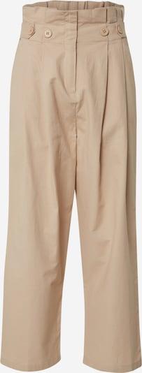 EDITED Pantalon à pince 'Kimberly' en beige, Vue avec produit