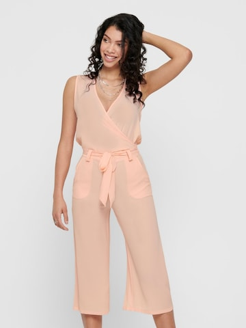 ONLY Jumpsuit in Oranje