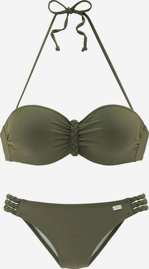 BUFFALO Bikini w kolorze khakim, Podgląd produktu
