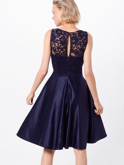 Vera Mont Sukienka koktajlowa w kolorze ciemny niebieskim: Widok od tyłu