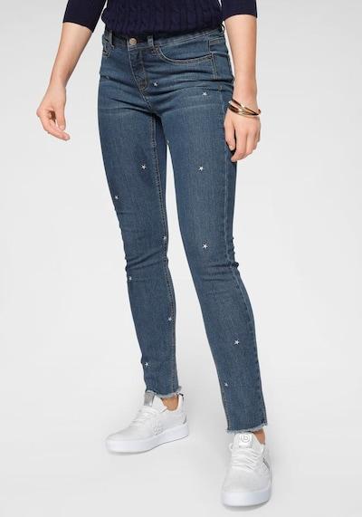 Tom Tailor Polo Team Jeans in blue denim, Modelansicht
