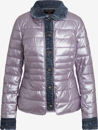 APART Jacke in blue denim / flieder, Produktansicht