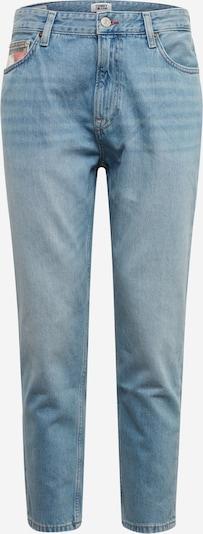 Tommy Jeans Jean 'DAD JEAN STRAIGHT TMYFLG' en bleu denim, Vue avec produit