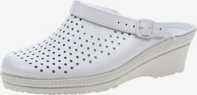 ROHDE Pantoletten in weiß, Produktansicht