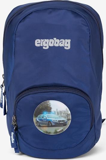 ergobag Kinderrucksack in dunkelblau / mischfarben, Produktansicht