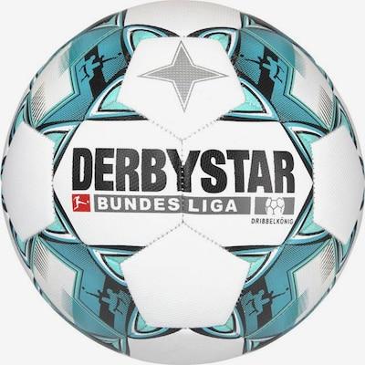DERBYSTAR Fußball 'Bundesliga Dribbelkönig Replica Exclusive' in türkis / schwarz / weiß, Produktansicht