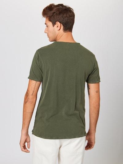 Only & Sons Shirt 'ALBERT' in oliv: Rückansicht