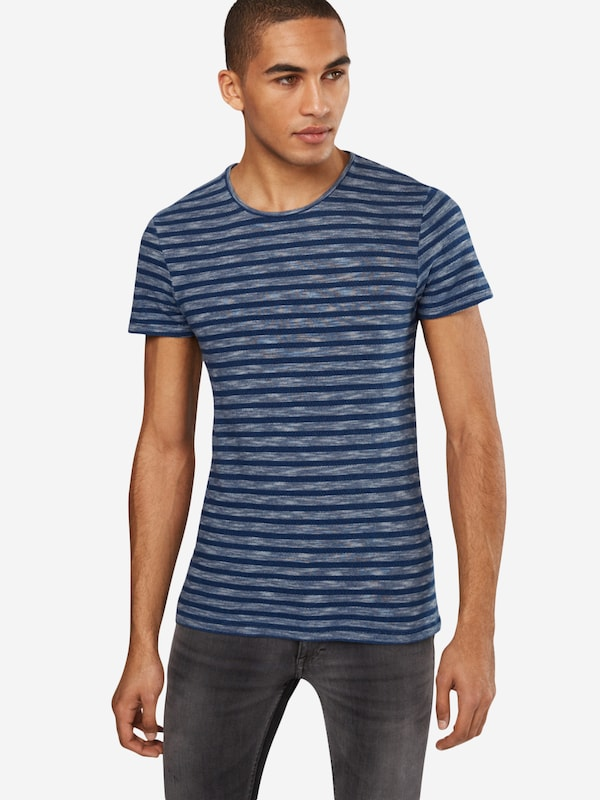 Mavi T-Shirt 'SHORT SLEEVE INDIGO TOP'