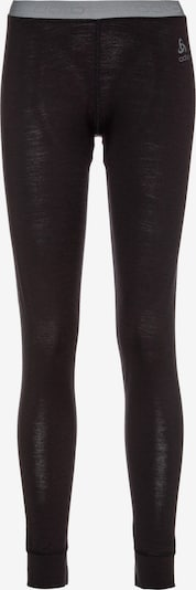 ODLO Funktionsunterhose 'MERINO' in schwarz, Produktansicht