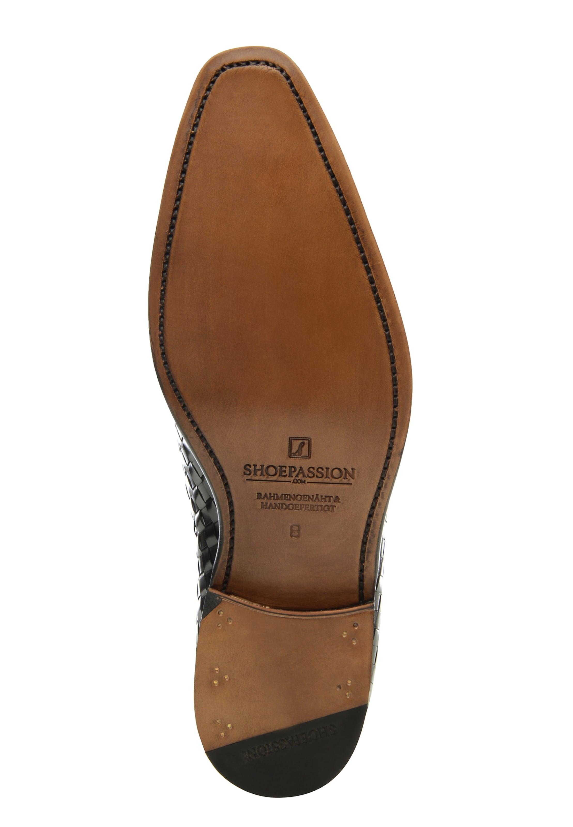 Halbschuhe 'no360' Schwarz 'no360' Shoepassion Halbschuhe In Schwarz Shoepassion In Shoepassion clFK1JT3