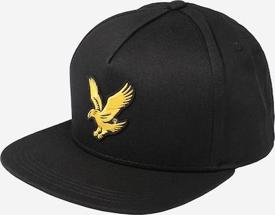 Lyle & Scott Kšiltovka 'Eagle' - žlutá / černá, Produkt