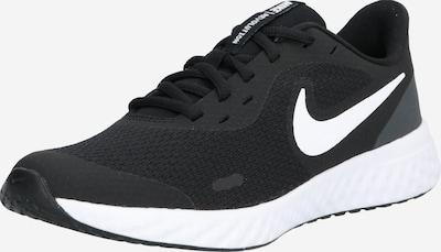 NIKE Sneaker 'Revolution 5' in schwarz / weiß, Produktansicht