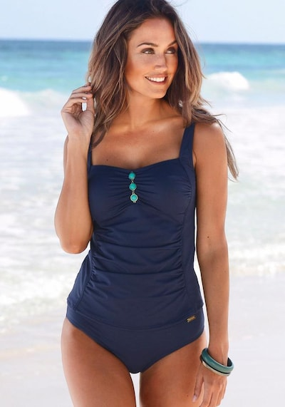LASCANA Tankini in Navy, View model