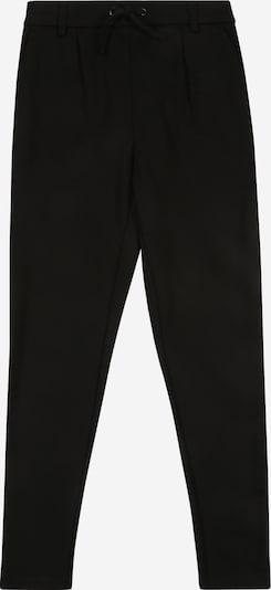 Pantaloni 'POPTRASH EASY PANT' KIDS ONLY pe negru: Privire frontală