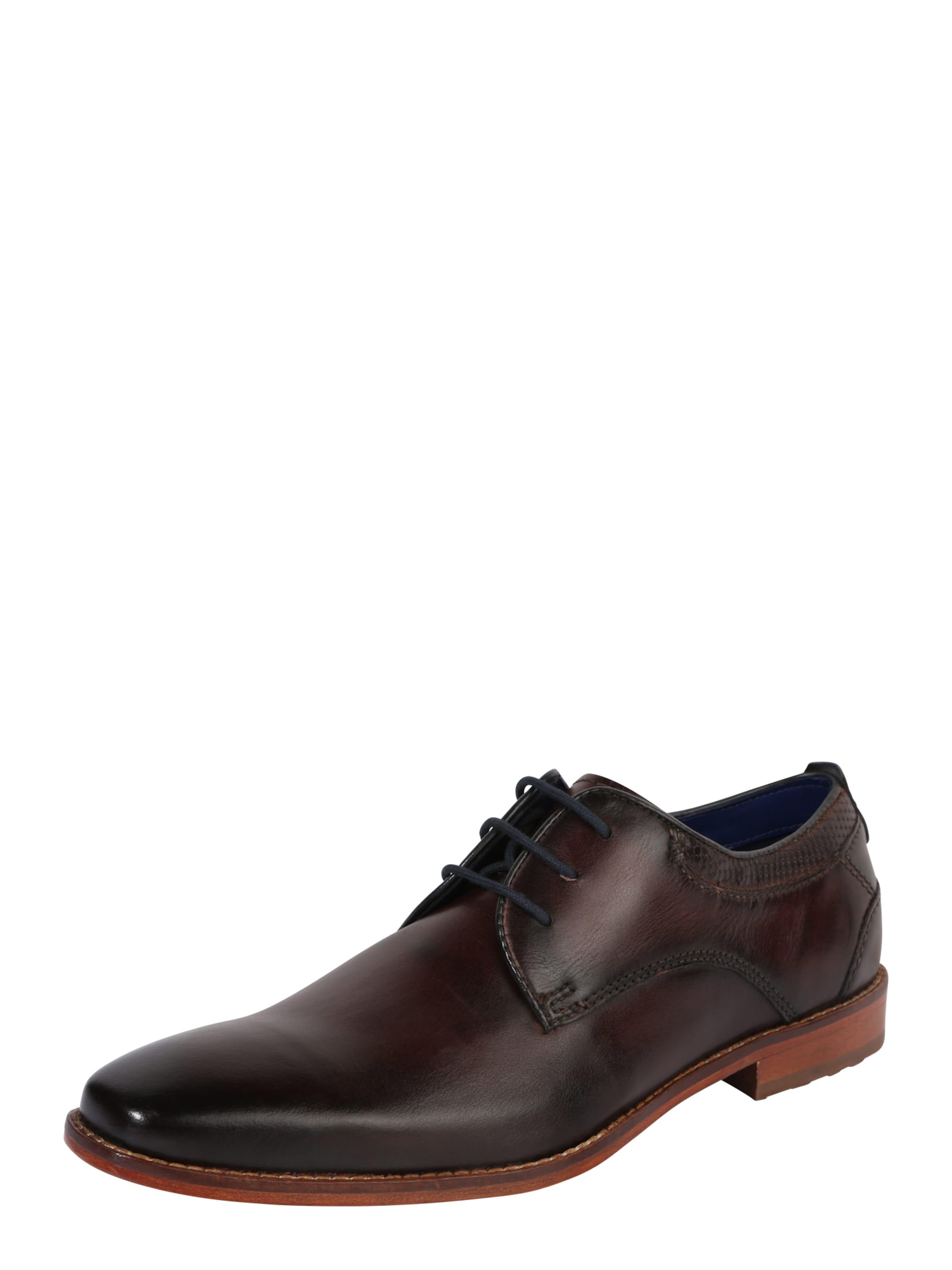 bugatti Schnürschuhe im Vintage-Look Günstige und langlebige Schuhe