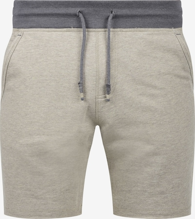 BLEND Sweatshorts 'Julio' in beige: Frontalansicht