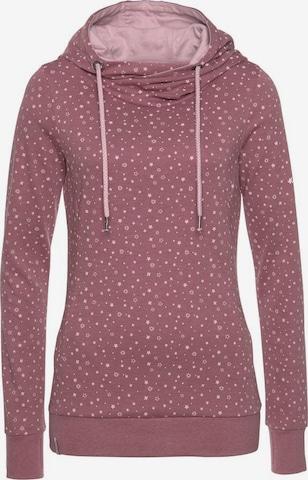 KangaROOS Sweatshirt in Pink