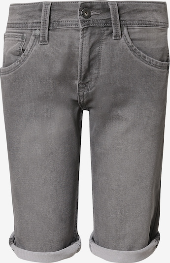 Pepe Jeans Jeansshorts 'CASHED' in grau, Produktansicht