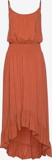 LASCANA Klänning i orange, Produktvy