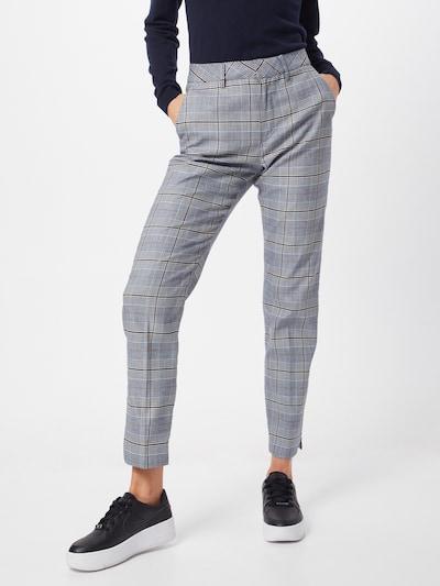 Pantaloni eleganți 'Drew Chester Pant' MOS MOSH pe albastru închis / negru / alb, Vizualizare model