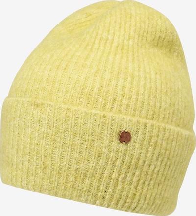 ESPRIT Mütze 'CosyAlpacaBeani' in pastellgelb, Produktansicht