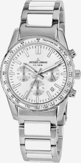 Jacques Lemans Chronograph 'Liverpool, 1-2059H' in silber, Produktansicht