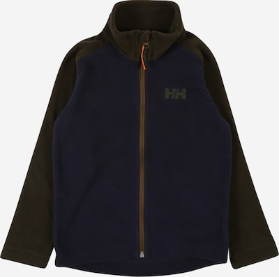 HELLY HANSEN Functionele fleece jas 'DAYBREAKER 2.0' in de kleur Navy / Antraciet, Productweergave