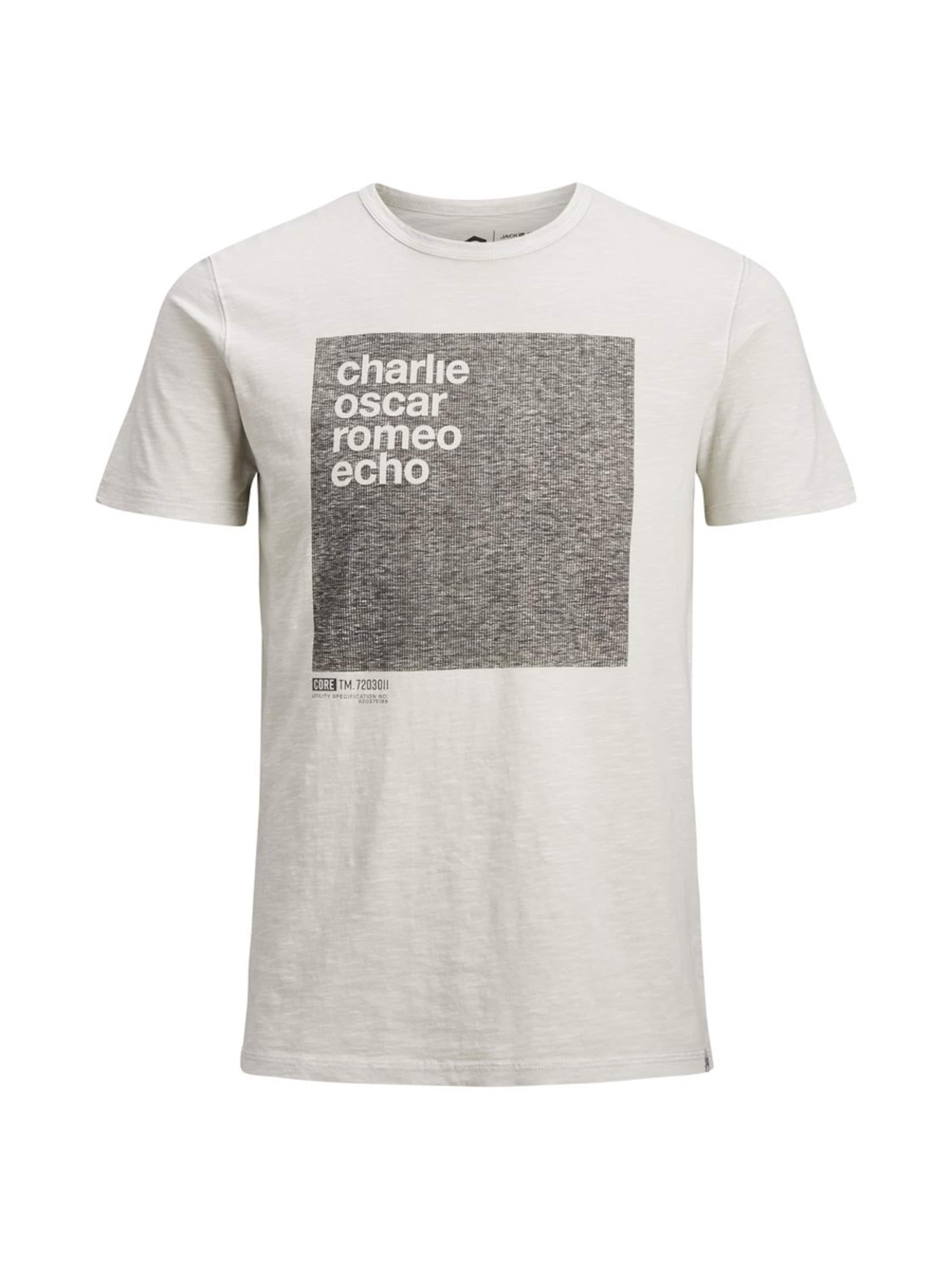 SchlammfarbenPerlweiß Jones Jackamp; T shirt In EHWID92Y