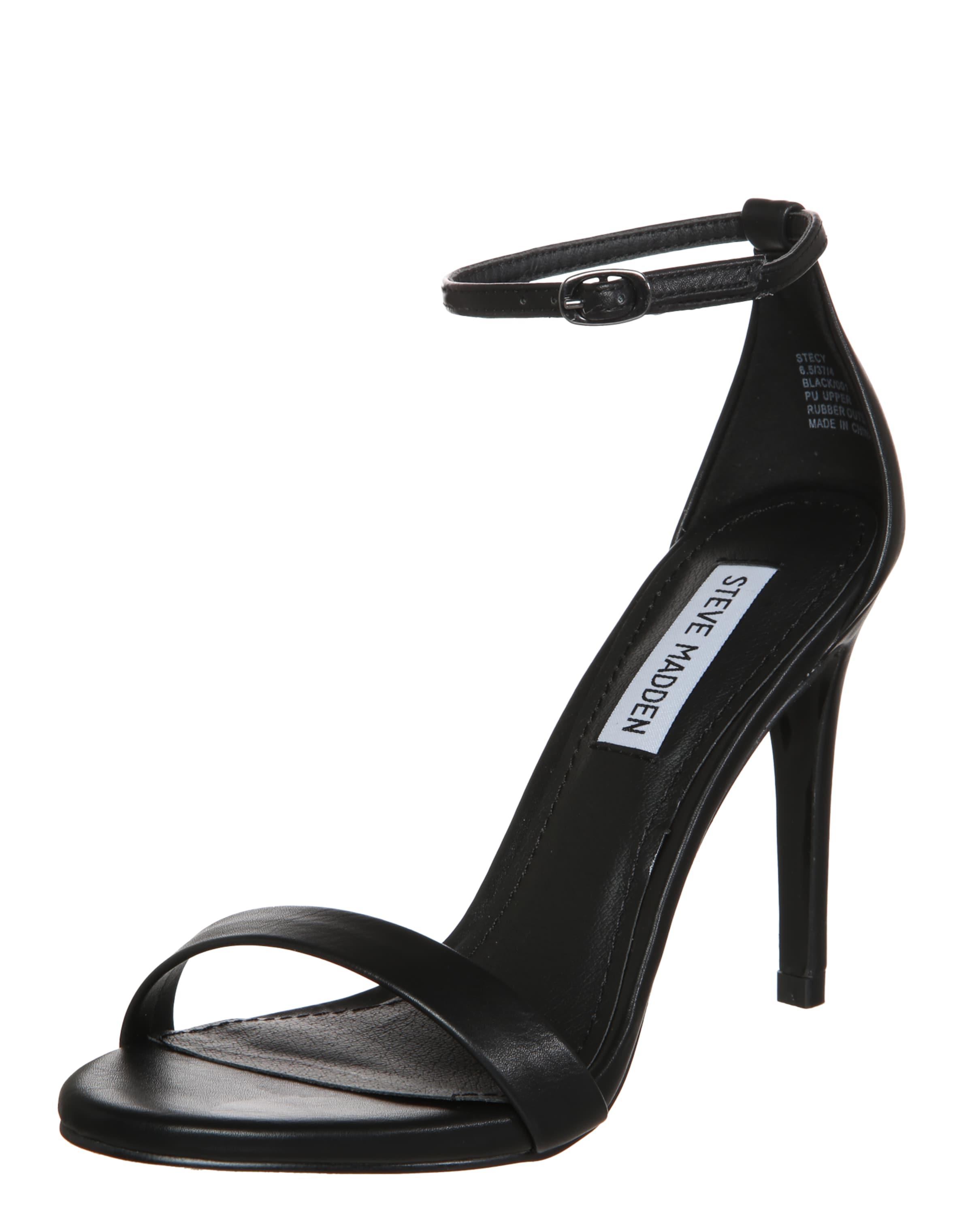 STEVE MADDEN Stiletto-Sandale in Lackoptik  Stecy