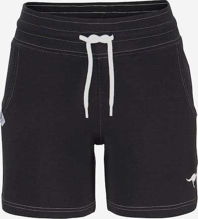 KangaROOS Shorts in schwarz, Produktansicht