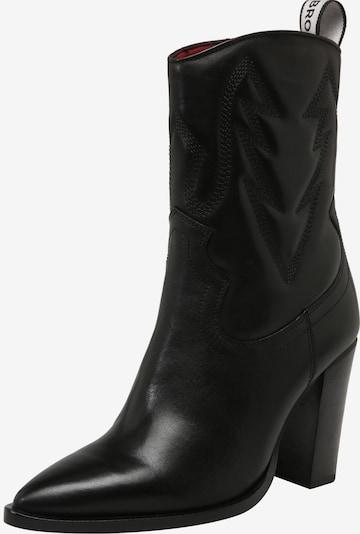 BRONX Stiefel 'NEW AMERICANA' in schwarz, Produktansicht