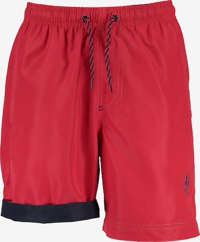 BLUE SEVEN Badeshorts in rot, Produktansicht