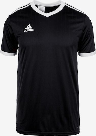 ADIDAS PERFORMANCE Fußballtrikot 'Tabela 18' in schwarz / weiß, Produktansicht