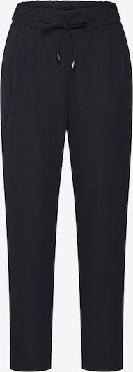 VILA Bandplooibroek 'IRIS' in de kleur Zwart, Productweergave