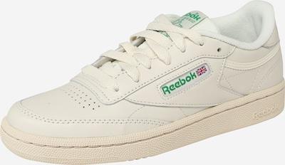Reebok Classic Sneaker 'Club C' in grün / weiß, Produktansicht
