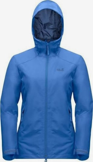 JACK WOLFSKIN Jacke 'Chilly Morning' in blau, Produktansicht