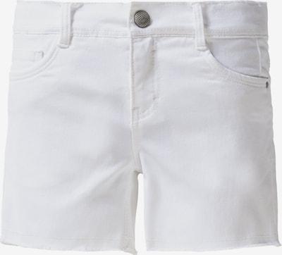 NAME IT Jeansshorts NITTORINA für Mädchen, Bundweite SLIM in weiß, Produktansicht