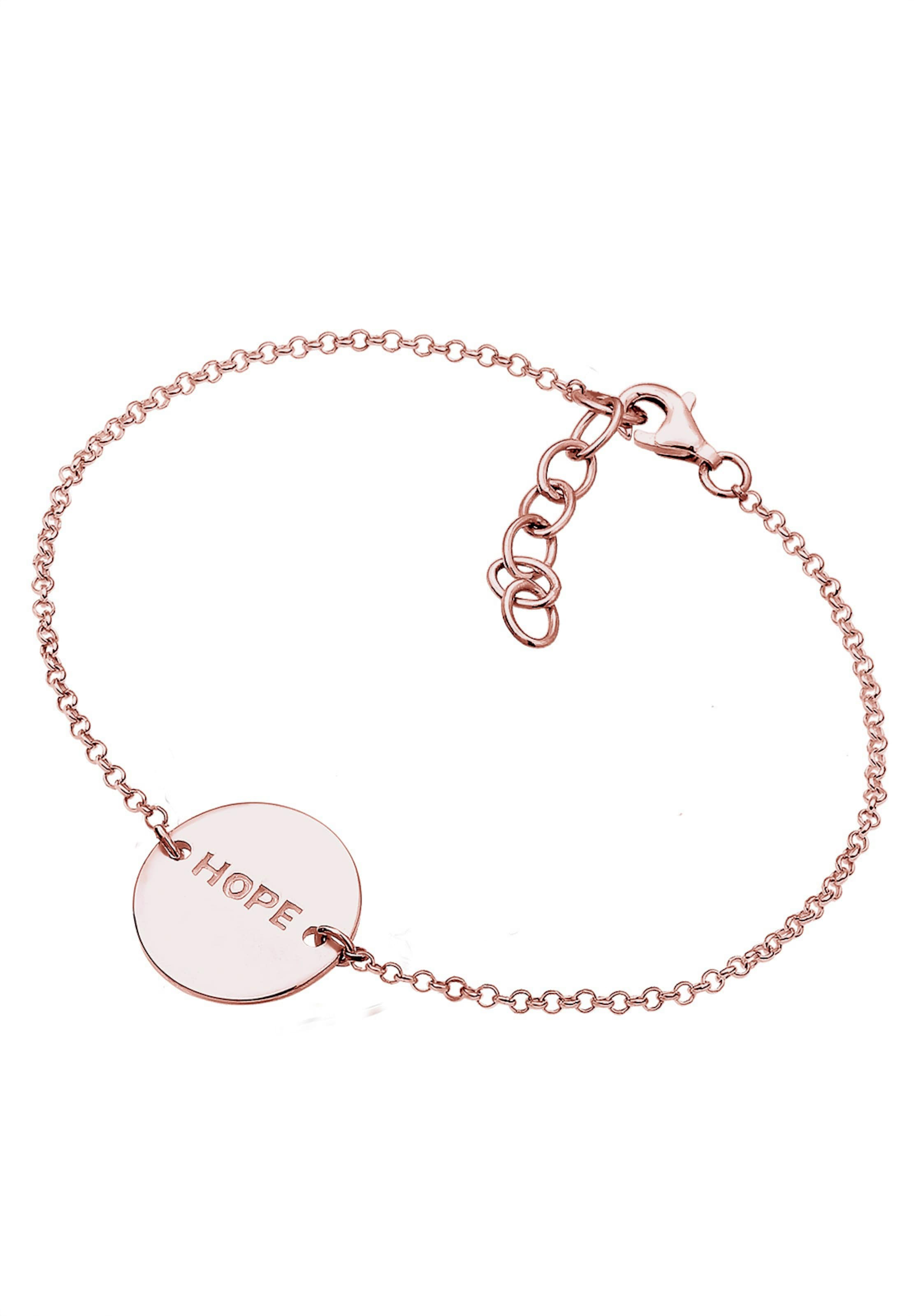'hope' Rosegold Elli 'hope' Armband In Elli Armband lKTF1Jc3