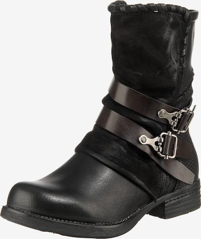 Laufsteg München Boots in schwarz, Produktansicht